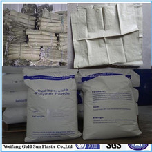 China manufacture pp woven bag for putting in garbage, construction rubble