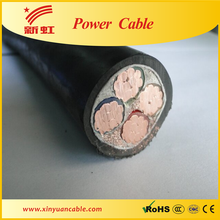 0.6/1KV Xlpe Insulated and PVC sheathed 50mm2 electric cable