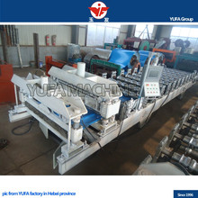Popular Roof Tile Making Machine, Corrugated Glazed Tile