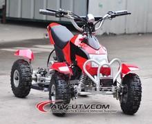 500W 36V Mini Electric 4 Wheeler, Electric Quad, Electric ATV For Kids