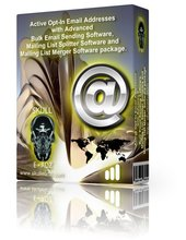 Targeted & Fresh & Live Opt-in / Double Opt-in Bulk Email List