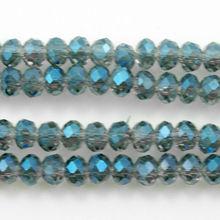 grande magazzino di perle di vetro solido per fare braccialetti