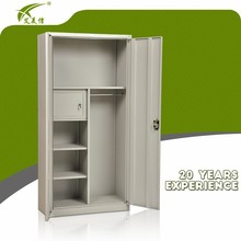 Bedroom furniture almirah steel clothes cupboard design