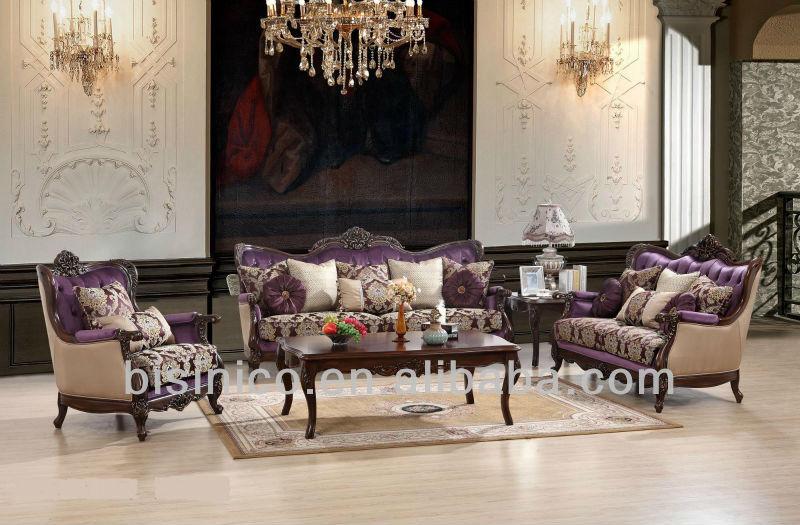 Antig edades de lujo de estilo espa ol mobiliario de sala for Sofas de estilo clasico