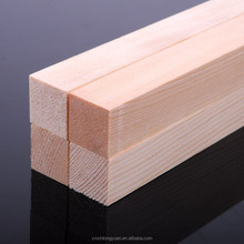 Model Materials square wooden stick wooden strip Pine Pinus sylvestris pine wood square 200*20*20mm