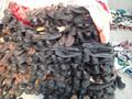 Prix le moins cher à l'exportation utilisé recyclage de vêtements chaussures