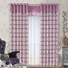 custom newest european style blackout curtain fabric