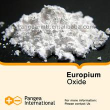 Europium Oxide Eu2O3 , CAS No. :1308-96-9 Rare Earth High purity