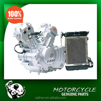 Lifan 200cc two -cylinder water cool motorcycle engine