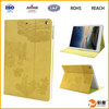 Brand New Retro vintage PU leather flip for Apple ipad air case , stand smart cover for ipad 5