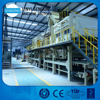 Oriented Strand Board Production Line