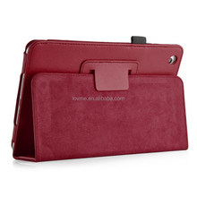 Luxury PU Leather Flip Smart Case Cover for Apple iPad mini