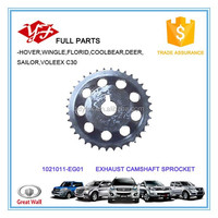 1021011-EG01 Great Wall Voleex C30 Exhaust Crankshaft Sprocket for 4G15