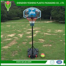 Wholesale China Trade Portable Adjustable Basketball Set