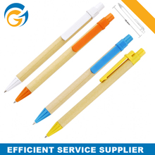 Plastic Clip Promotional Make Paper Pen