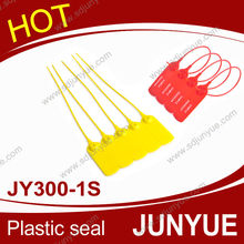 2014 Security Plastic seals (JY300-1S ) for sealing trucks,bank box,warehouse,bags,etc.