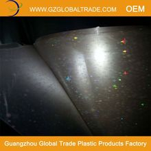 laminated PVC film for drum wrap and decoration