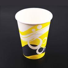 carton fair take away coffee cups/ biodegradable paper tea cups/ printed custom paper cups