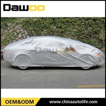 protect car paint car cover , good day car cover flag printed