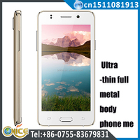N9200 forme mobile phone 4.5 Ultra clear the screen MTK6572 WCDMA Android 4.4.2 phone full metal body forme touch screen mobile
