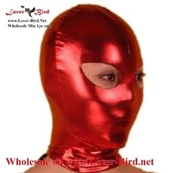 face mask gas mask escape hood sexy transparent latex hood