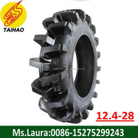 PR-1 rice paddy tractor tire Paddy field tire 12.4-28