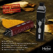 2015 e-cigarette china supplier online shopping bbtank titan 2 100% original titan vaporizer dry herb vaporizer hebe titan 2