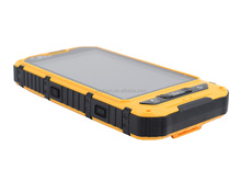 Waterproof rugged mobile phone with 4.0inch size, big battery 3000mAh