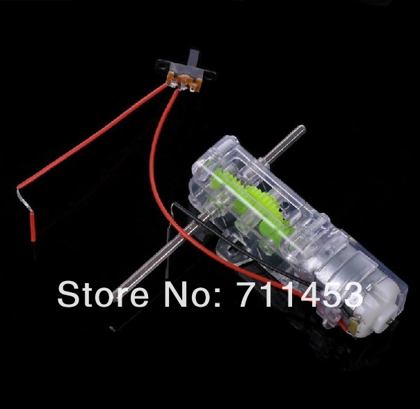 Buy 1 5 6v dc gear motor robots gear reducer hexagonal for Best dc motors for robots