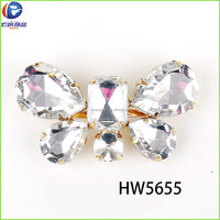 HW5655 renqing jewelry factory shoe collection office lady like woman sandal jelly accessories