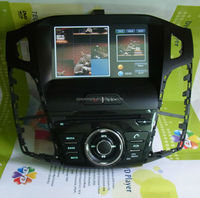 MultiMedia touch screen 2DIN car GPS for Ford Focus 2012 DJ8016