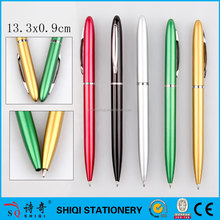 Top quality new design beautiful twist mechanism ball pen