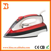 Stainless Steel Soleplate Electric Pressing Iron