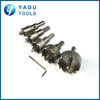 20 25 30 40 50mm TCT Hole Saw Drill Bit Set for Stainless Steel