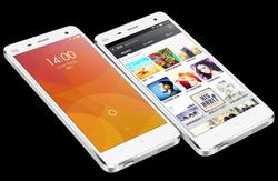 Original Xiaomi Mi 4 16GB White 5.0 inch 3G MIUI 6 Smart Mobile Phone