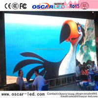 chinese xxx videos hd full color led display p5 advertising tv board led indoor screen display