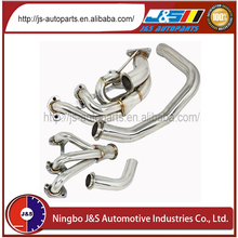 High quality stailness steel sport manifold exhaust header