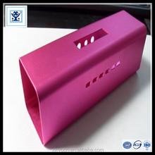 color customised aluminum profile 6063 aluminum alloy for sale