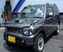 2008 SUZUKI JIMNY SUV 335143 Damaged Japanese Car