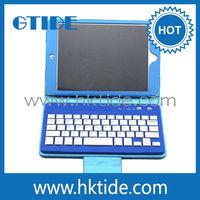 Foldable Case with Bluetooth 3.0 Keyboard for iPad Mini Keyboard Folio