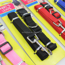 China manufacturer dog lead and collar sets