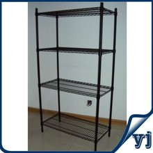 Beautiful chrome plated commodity shelving/ light duty wire shelving/ home used storage shelving