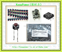 (Switch) ESB32101N Self-locking switch 12 * 12 * 25 Pressing the trip switch 4P lockable Hot sale