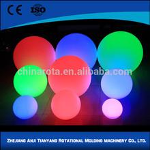 Brilhante bola forma lâmpada made in China