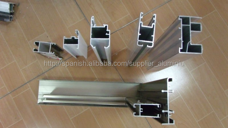 Clases de aluminio para ventanas good muy til para el - Tipos de perfiles de aluminio ...