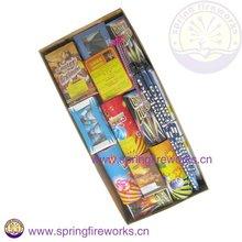 Hot 2012 new fireworks assortment pack