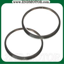 volante de inercia estándar del engranaje del anillo 114 los dientes
