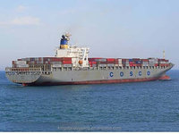 sea freight charges china to HALDIA