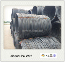high carbon steel 77B 82B 6.0~16.0mm steel wire rod factory price