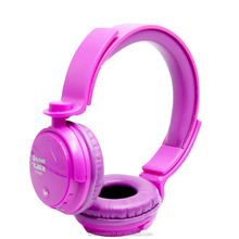 Fashion colorful headphones for girls fashionable mobile headphones durable headphone with microphone
